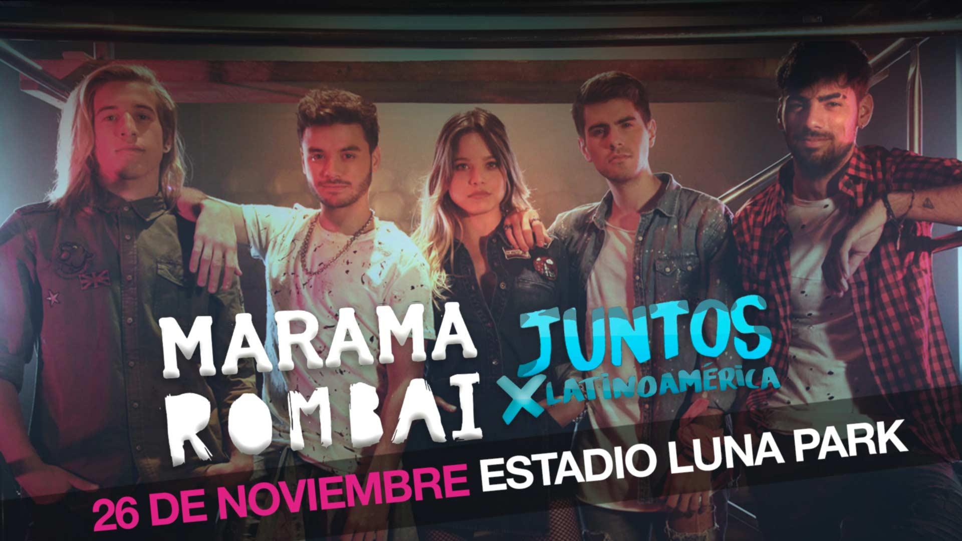 Marama Tour