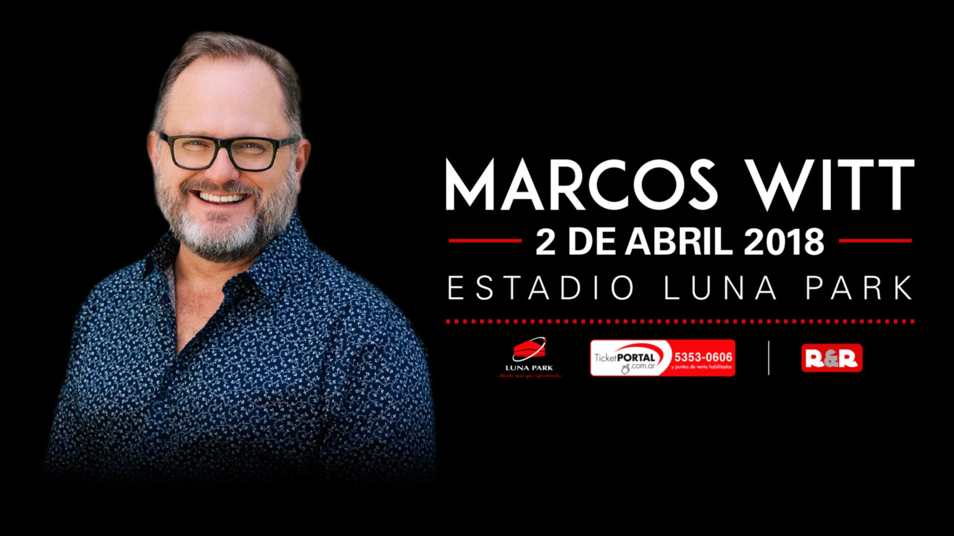 MARCOS WITT | Stadium Luna Park