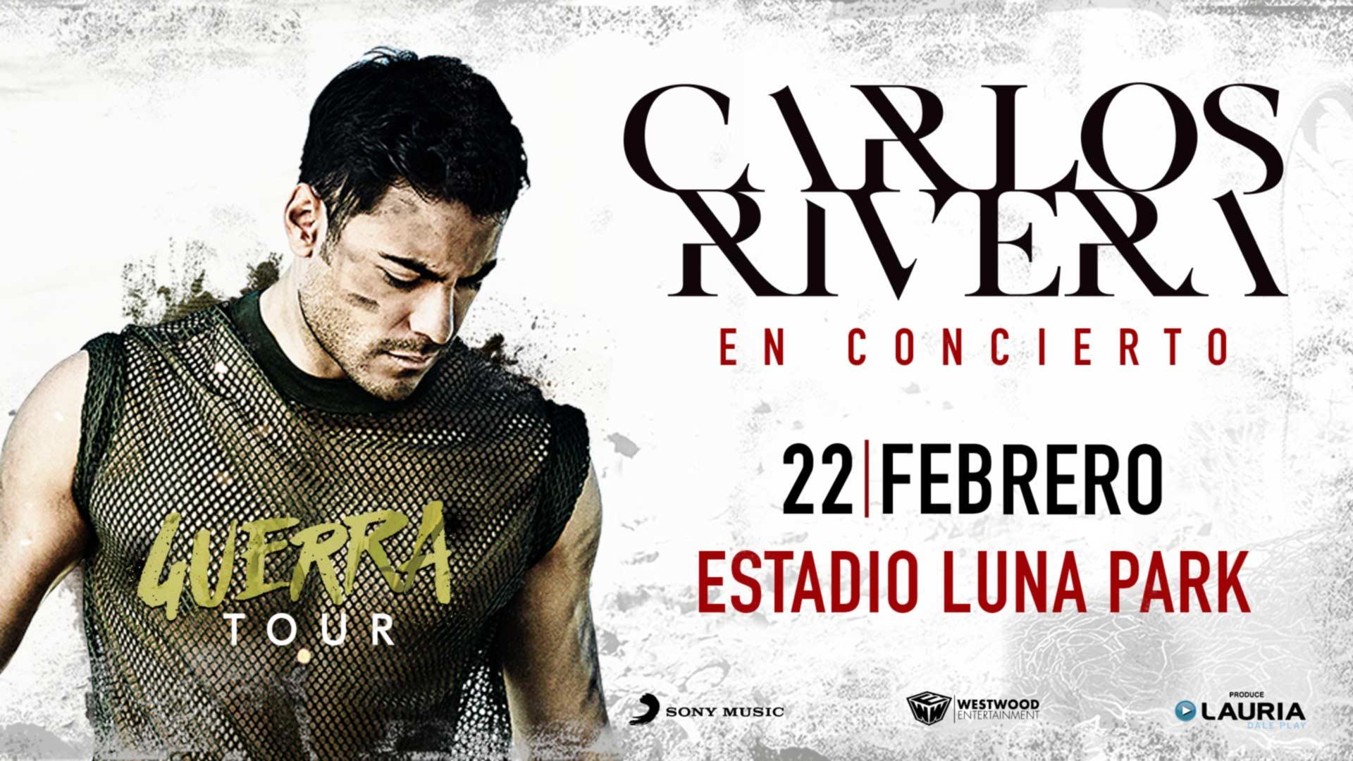 Carlos Rivera Stadium Luna Park