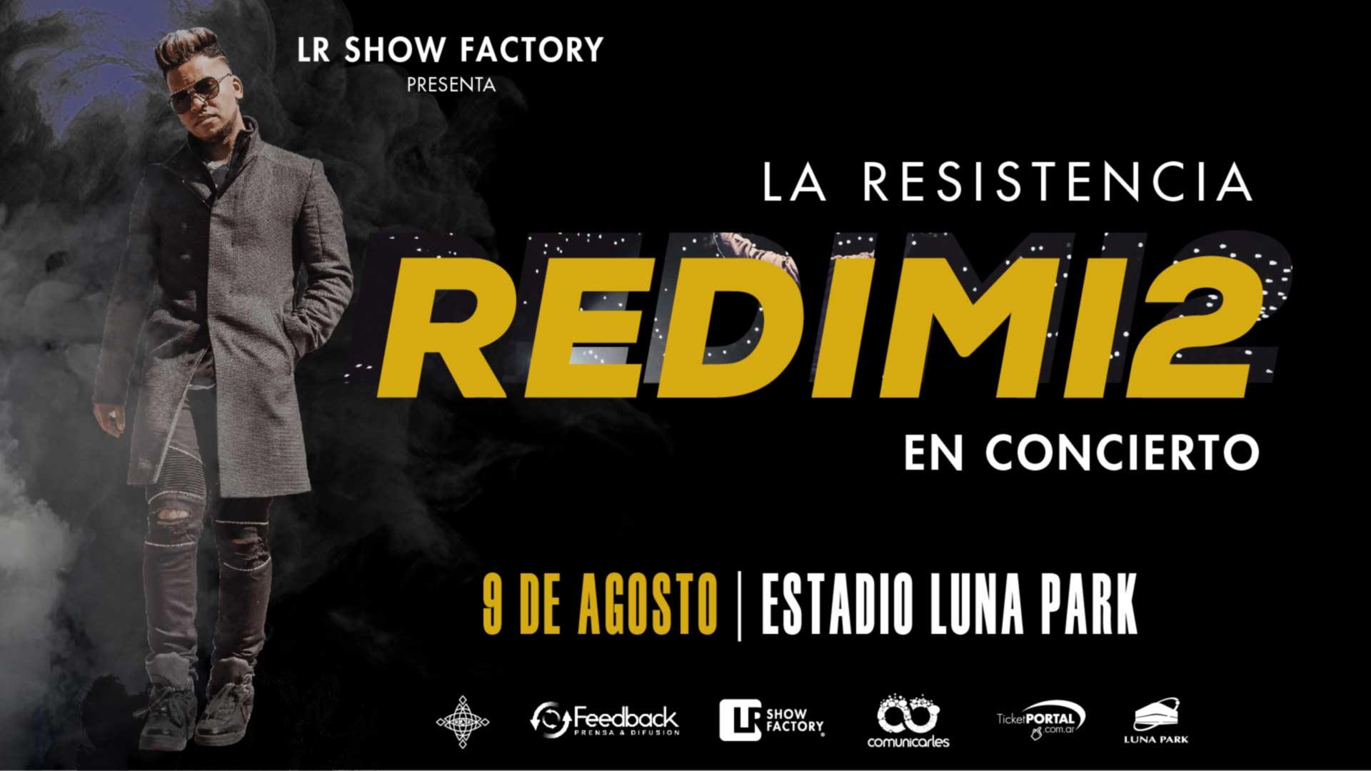 Redimi2 En Concierto Stadium Luna Park