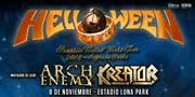 HELLOWEEN-ARCH ENEMY-KREATOR