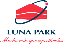 Isologotipo Stadium Luna Park